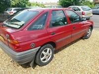 Classic ford escort 1991 - ** 1 owner **