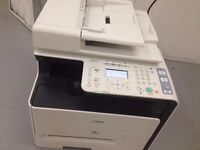 Canon i-SENSYS MF8080Cw All-in-One Laser Printer