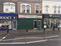 Available now this large shop in Plaistow E13, A1 License!!