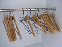 Free Clothes Hangers wanted please