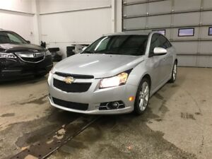 2012 Chevrolet Cruze LTZ RS Turbo | $99 DOWN EVERYONE APPROVED!!