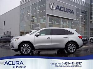 2014 Acura MDX SH-Technology Pkg SH-AWD all-wheel drive