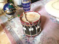 Vintage R.J Ward & Sons Marching Drum