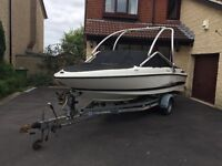 Maxum 1800MX 2006 FANTASTIC CONDITION on trailer speedboat with tower
