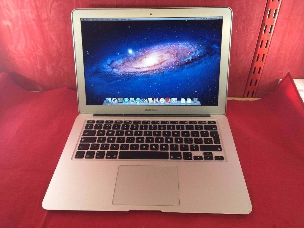 "Apple MacBook Air A1369 13.3"" Laptop 128GB SSD, 4GB RAM, 2011, i5 Processor WARRANTY, NO OFFERS L53in Walthamstow, LondonGumtree - Apple MacBook Air A1369 13.3"" Laptop 128GB SSD, 4GB RAM, 2011, i5 Processor Condition Excellent screen, some marks from general use across the middle. Casing has a few scratches. The MacBook will come with USB cable, charger adapter. Collection from..."