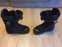 DC Judge Boa - Snowboard boots size 9