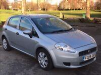 2009 Fiat Grande Punto 1.3 Diesel, 95k, 1 Prev Owner, 6 Months MOT, Rev Sensors, Bluetooth