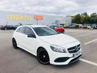 Mercedes A class Amg premium + black edition lady owner fully loaded bargain px swap welcome