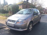 2006 Chevrolet Kalos 1.1 Only 56k Miles Cheap Insurance