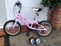 Children's Ridgeback Melody 16 inch Bike