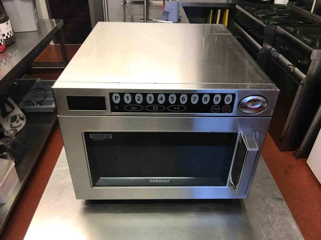 Samsung 1850W Commercial Microwave