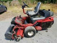 Toro Greensmaster 3250d triple gang mower