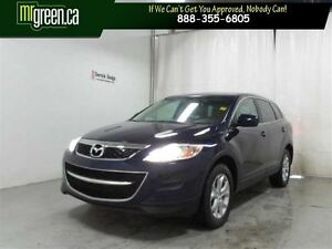2012 Mazda CX-9 GS  4Dr. AWD SUV GS Leather Seats Sunroof  $213.