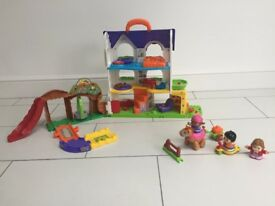 Vtech Toot Toot Discovery House