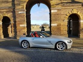 Bmw z4 e85 3.0se lots of extras