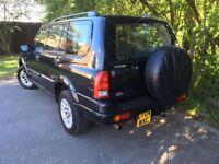 2004 04 Suzuki Grand Vitara 2.0 TD XL-7 4x4 2 Owners, FMDSH