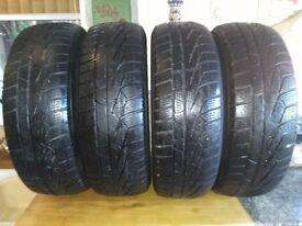 Pirelli Sottozero Winter 190 195/65 R15 91T