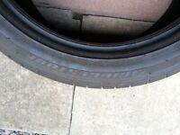 Tyre Bridgestone Potenza 225/45 R18 91Y
