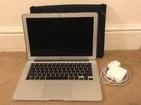 "Apple MacBook Air laptop + AppleCare 13""/2.2Ghz i7/8GB/512GB SSD"