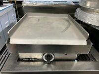 NEW LPG GAS GRIDDLE CATERING COMMERCIAL OUT DOOR SHOP FAST FOOD KITCHEN