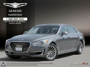 2017 Genesis G90 3.3T Ultimate, EXECUTIVE DRIVEN