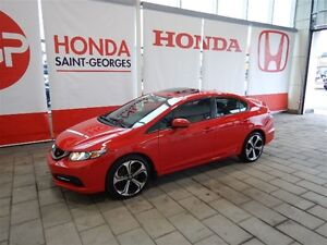 2015 Honda Civic SI NOUVEL ARRIVAGE  !!