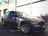 BMW 3 SERIES 2007 2.0 320d SE 4 door AUTOMATIC, 1 OWNER, 3 MONTHS WARRANTY, BARGAIN