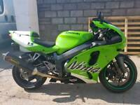 Kawasaki zx7r with zx10r front end