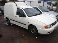 2003 Volkswagen caddy van 1.9 SDI needs attention