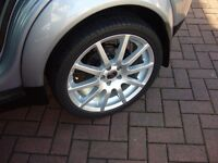 Audi A1 - A2 - Polo - Golf and Skodas immaculate as new alloy wheels and