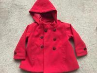NEXT coat 2-3 years