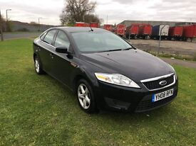 08 REG FORD MONDEO 2.0 TDCi EDGE 5DR-GREAT MPG-6 SPEED-GOOD LOOKING CAR DRIVES WELL