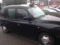 Black cab for sale