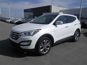 2013 Hyundai Santa Fe LIMITED -GREAT BUY and LOW KM!! NavRoofLea