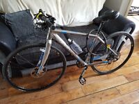 FOR SALE :Boardman Hybrid Competition Bike. Only used once
