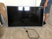 55 inch HD television