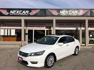 2013 Honda Accord EX-L AUT0 LEATHER SUNROOF 90K