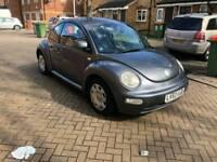 VW Beetle 69k miles one owner