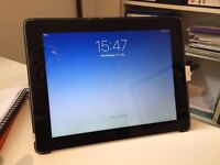 Apple iPad 3 16GB, Wi-Fi, 9.7in - Black- UK iPad - EXCELLENT CONDITION