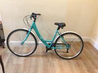 Women's Hybrid Bike - Apollo - nearly new