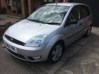 FORD FIESTA 1.4 FLAME LOW MILAGE FULL SERVICE HISTORY AND CAMBELT REPLACED