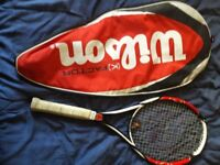 Wilson K Factor Six.One Team Racket