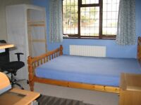 Double and Single room near Bromley high street