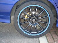 TEAM DYNAMIC ALLOY WHEELS TO FIT FORD