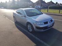 CONVERTIBLE RENAULT MEGANE II 2006 Drives Like New