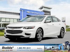 2016 Chevrolet Malibu 1LT 0.9% for up to 24 months O.A.C.! Bi...
