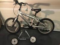MX16 ridgeback kids bike