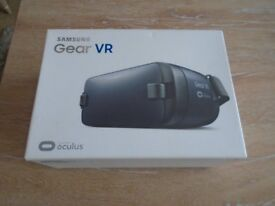 VIRTUAL REALITY VIEWER - SAMSUNG GEAR VR - BRAND NEW IN SEALED BOX