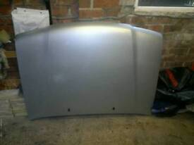 Vauxhall frontera bonnet/front wing