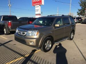 2009 Honda Pilot EX-L, Loaded; Leather, Roof, Drives Great Very  London Ontario image 9